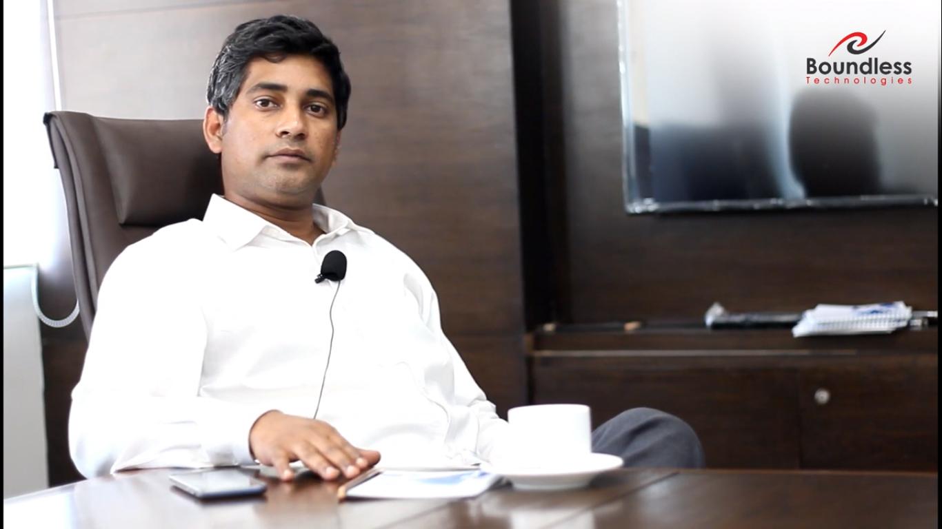 Adeel Shareef, Head Business Development South at PSTD